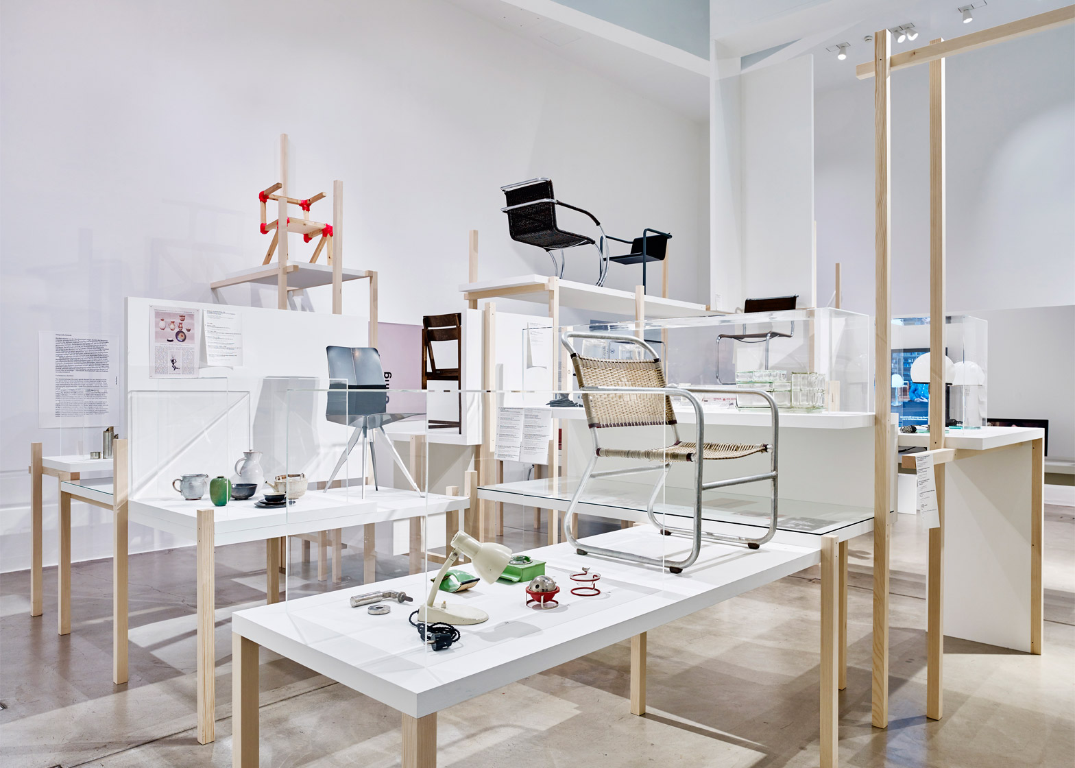 ... Bauhaus Retrospective At Vitra Design Museum