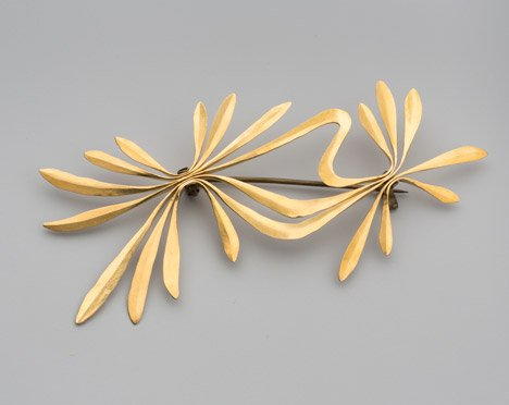 Bertoia Jewellery at Cranbrook Museum of Art