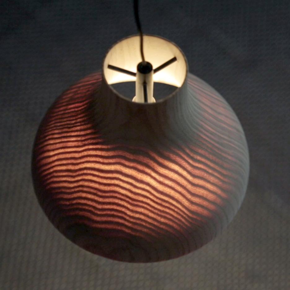 Lamp by Emile van Hoogdalem