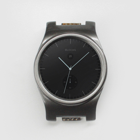 "Blocks launches ""world's first modular smartwatch"" on Kickstarter"