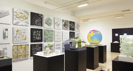 Bold: Alternative Scenarios for Chicago exhibition at the city's Culture Center