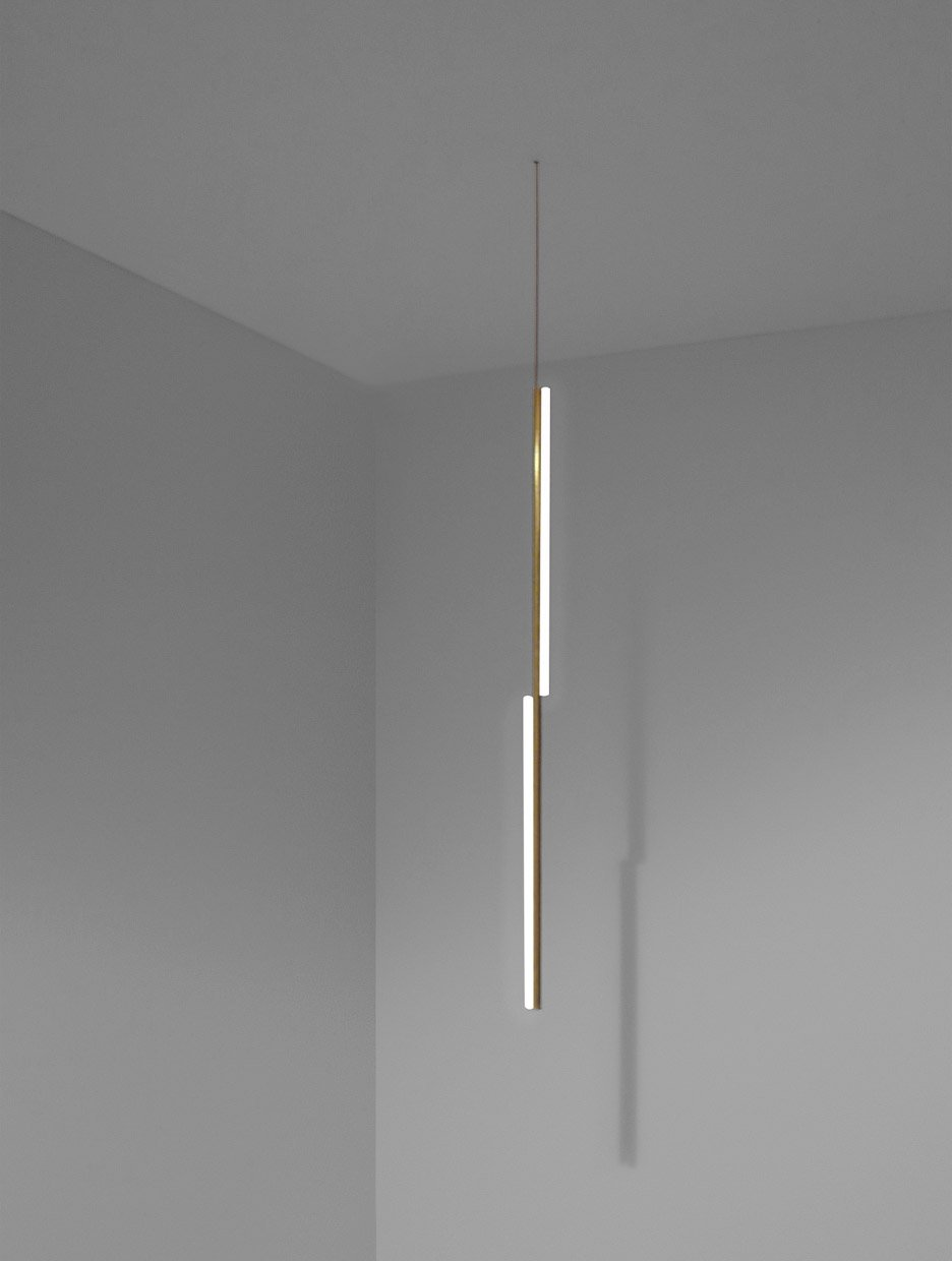Michael Anastassiades Launches Collection Of Linear Brass