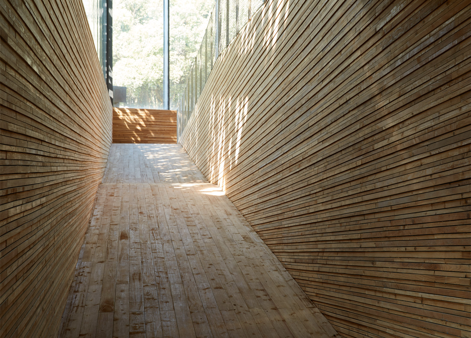 China Academy Arts by Kengo Kuma and photographed by Eiichi Kano