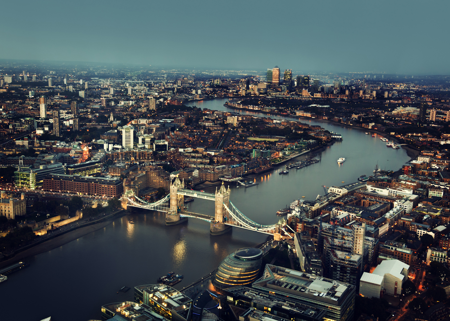 City of London, image rights Shutterstock