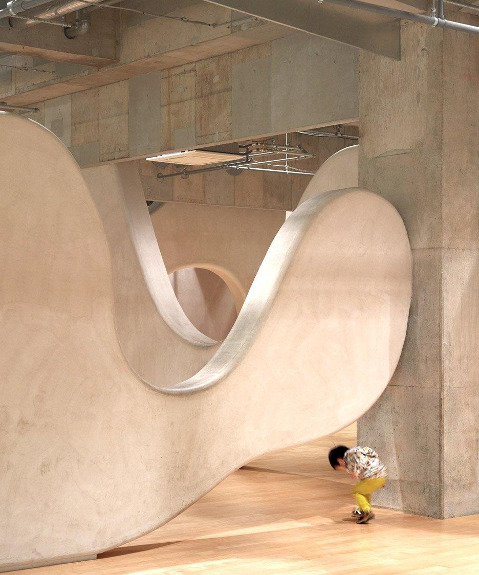 Cloud Garden Nursery by Junya Ishigami