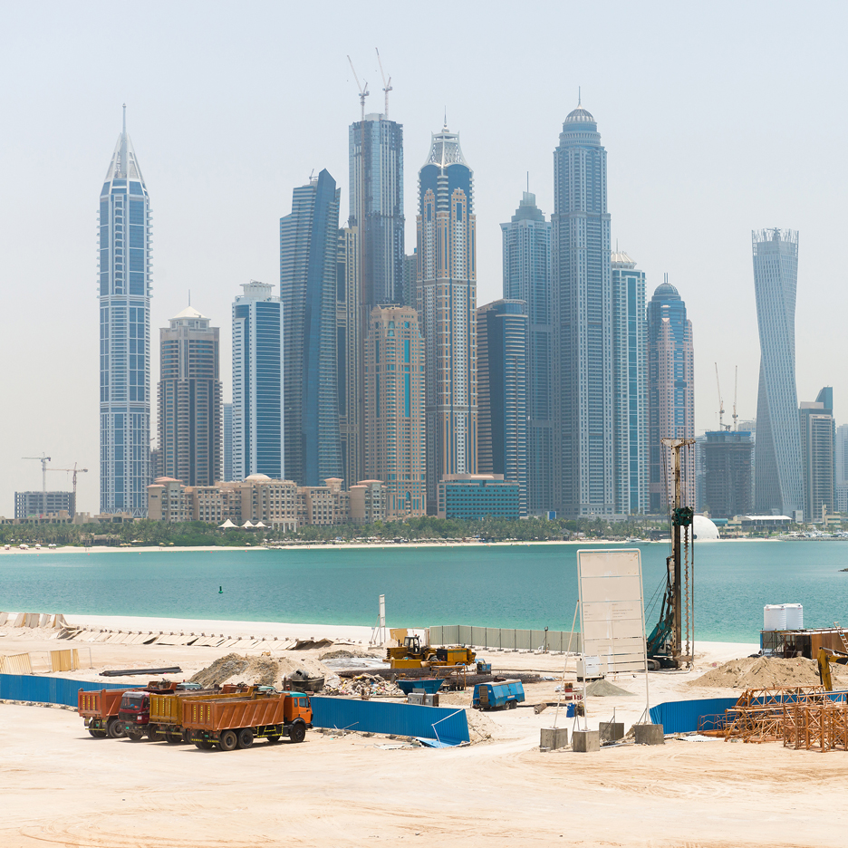 "Dubai experiencing ""boom 2.0"" as construction projects soar"
