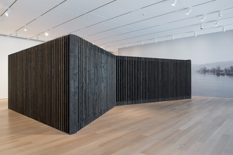David Adjaye retrospective at Art Institute of Chicago includes a full-size pavilion