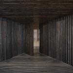 David Adjaye retrospective at Art Institute of Chicago includes a full-size pavilion