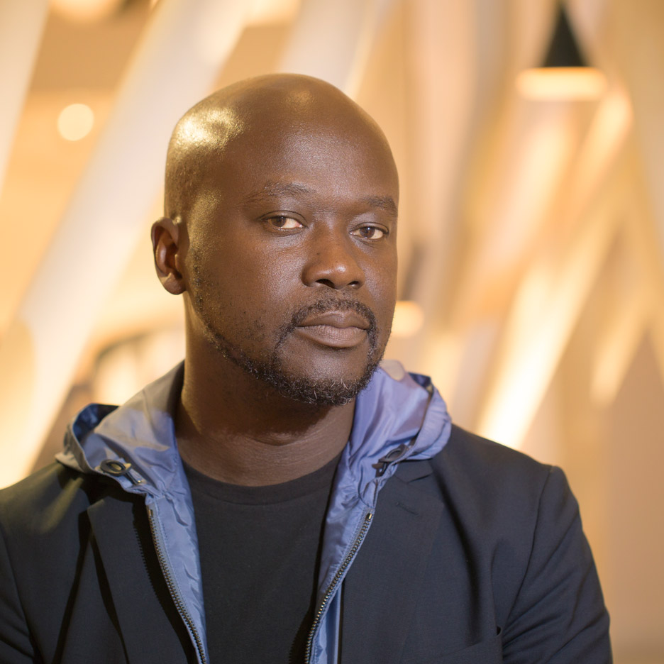 David Adjaye portrait