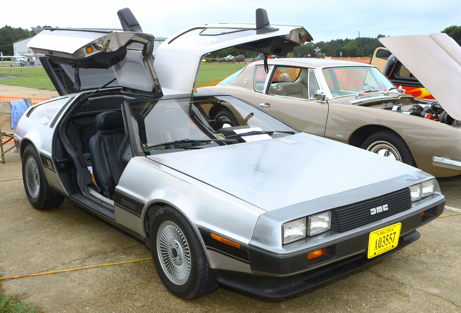 DeLorean-DMC-12-Back-to-the-Future-design-dezeen