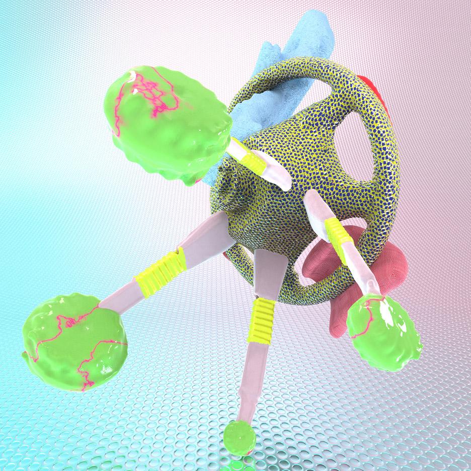 Digital Virtuosity by Bastiaan de Nennie