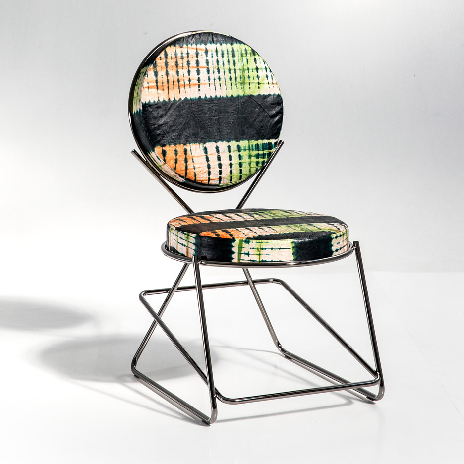 Double Zero chair by David Adjaye for Moroso