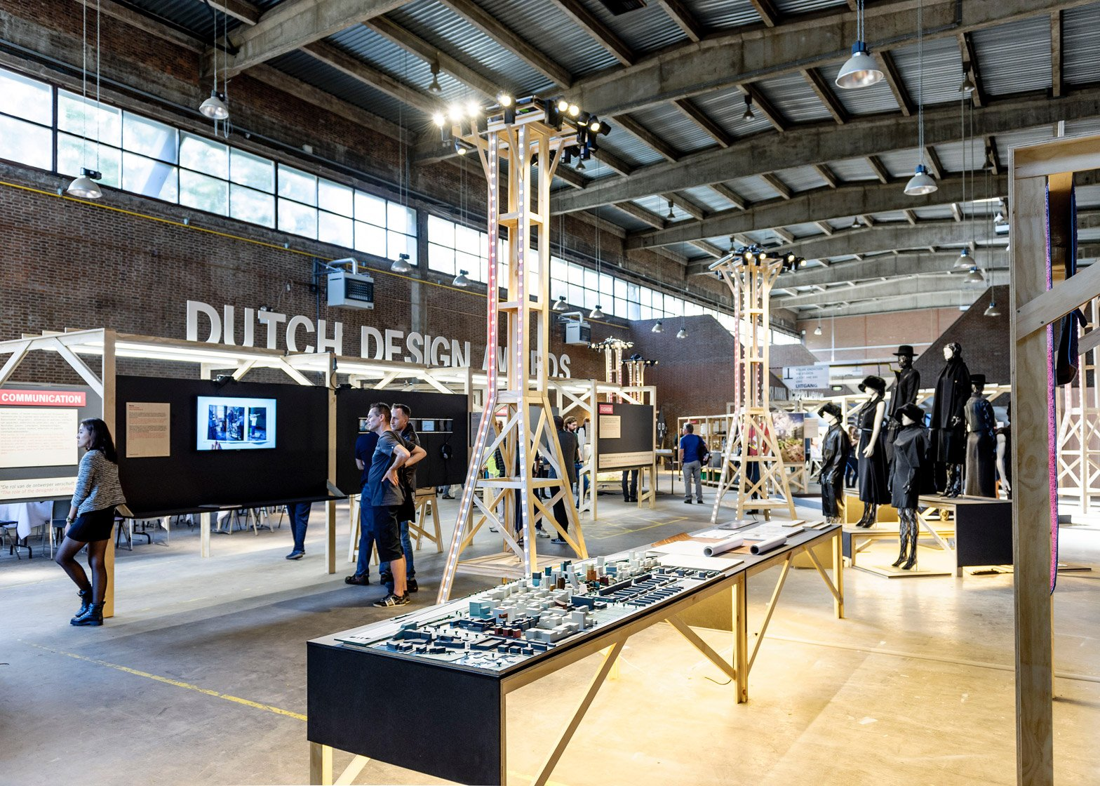 Dutch Design Week promotion