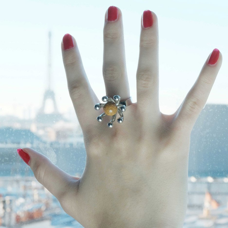 Extratoof Le Buisson jewellery by Matali Crasset