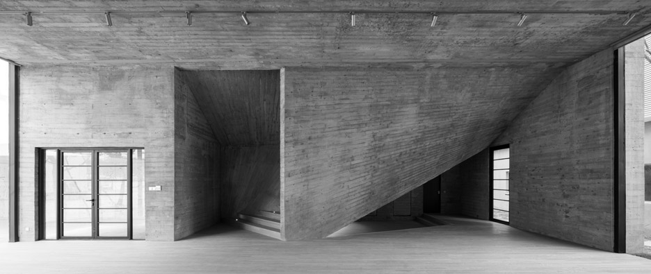 FU-SPACE on the West Bund by Archi-Union Architects