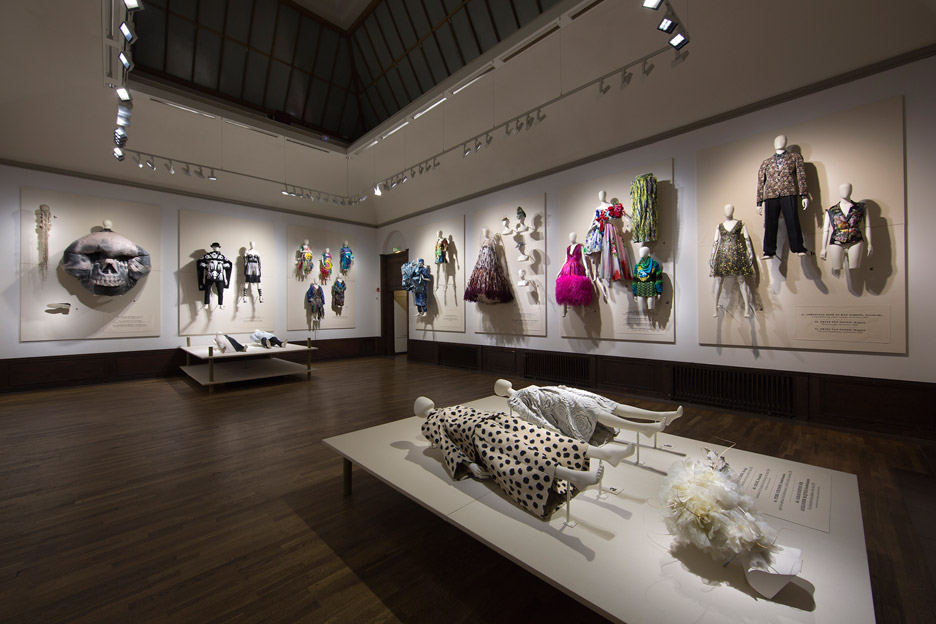 Fashion Looks Forward exhibition at Stockholm's Liljevalchs Konsthall gallery