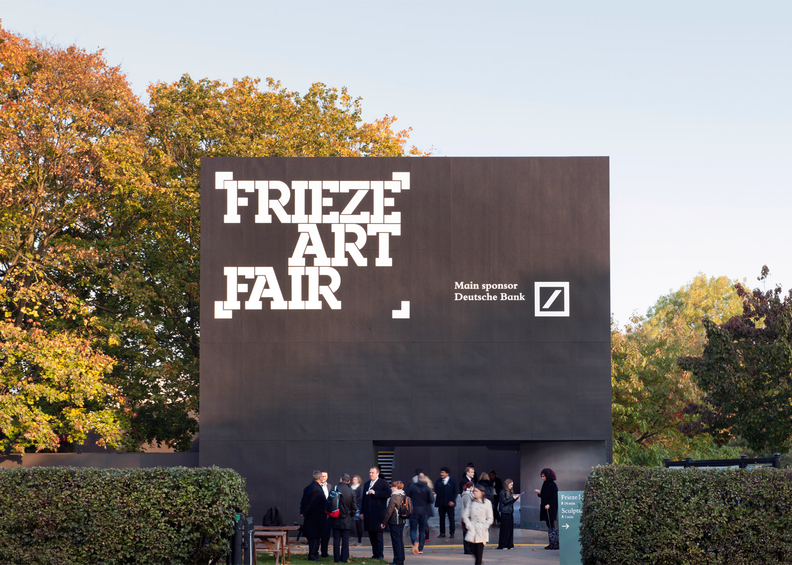 Frieze structures by Universal Design Studio