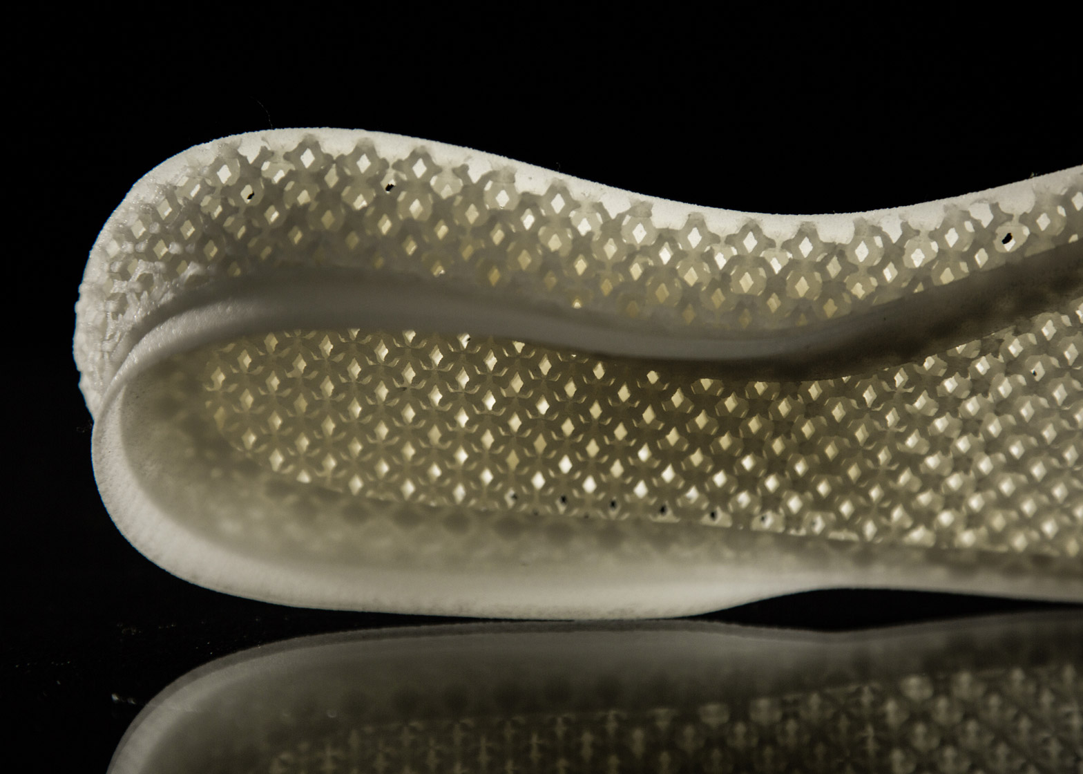 Adidas Futurecraft sole is 3D-printed copy of athletes