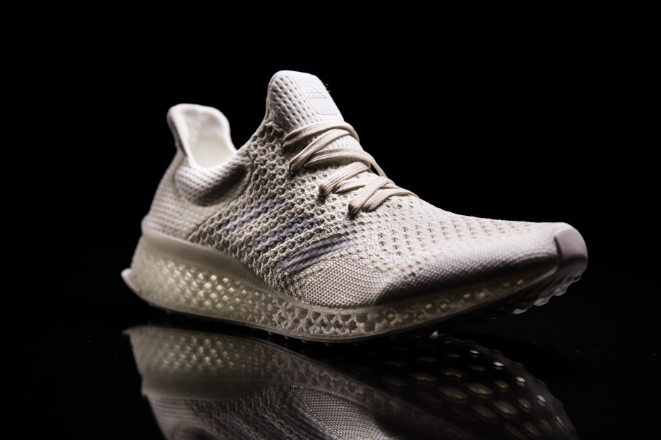 7719c2e46b2b Adidas Futurecraft sole is 3D-printed copy of athletes  footprints