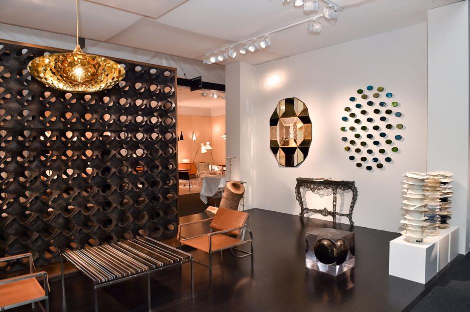 Galerie Fumi Stand PAD London 2015 Dezeen 936