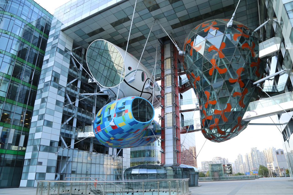 Gao Yang in Shanghai, China, by Will Alsop