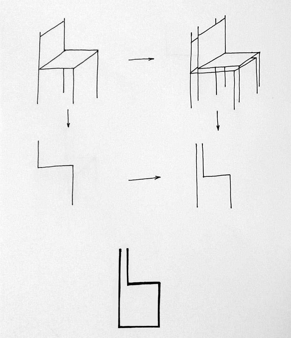 Gentle Hint Chairs by Nissa Kinzhalina