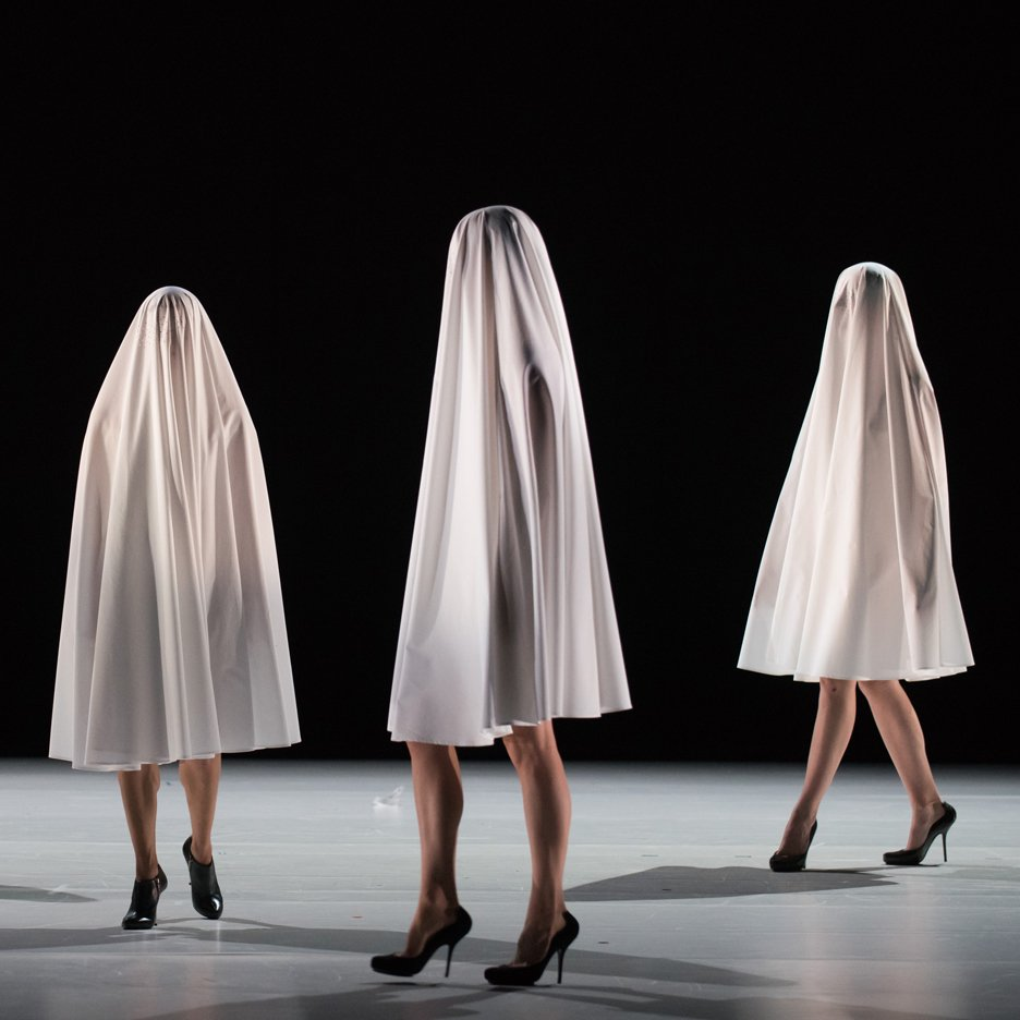 Hussein Chalayan debuts first dance production at London's Sadler's Wells