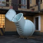 Floris Schoonderbeek's Groundfridge chills food without electricity