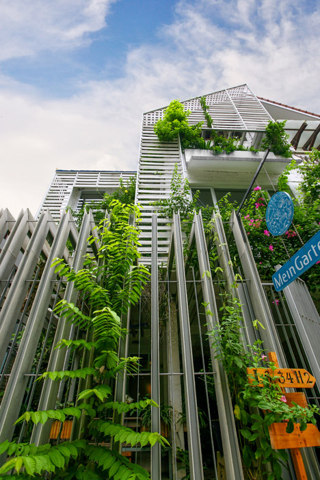Growing Green Office by 102 Studio