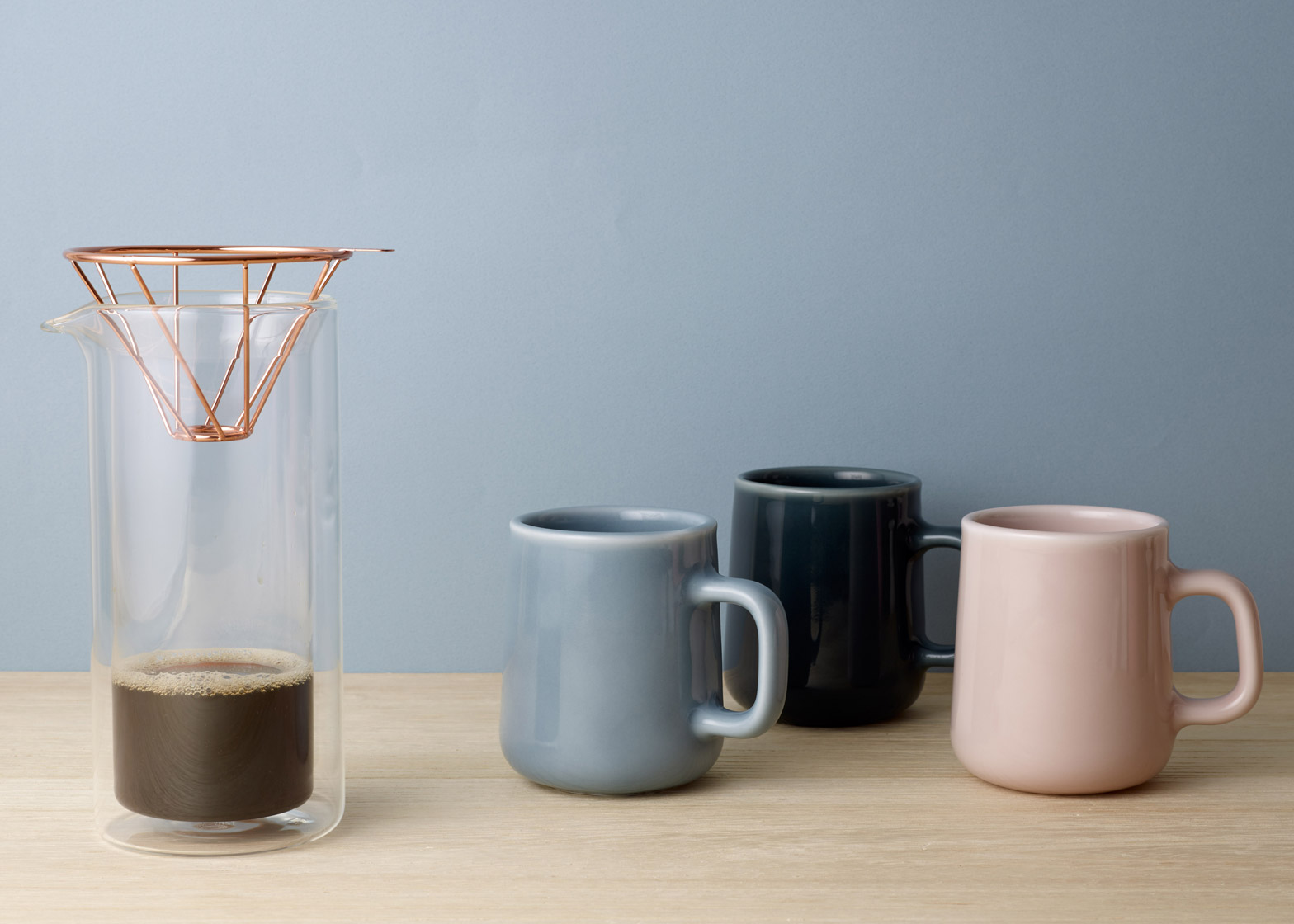 H.A.N.D. coffee homeware collection by Toast Living and Milk Collection