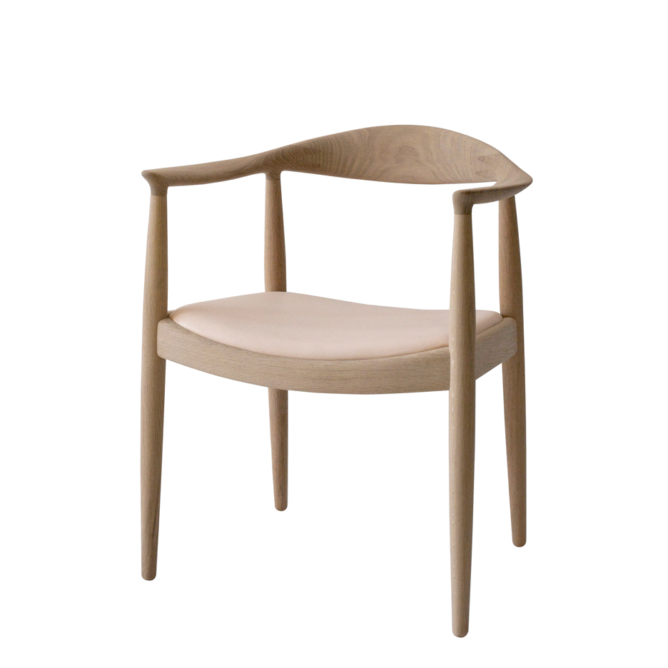 Charmant Hans J Wegner The Round Chair