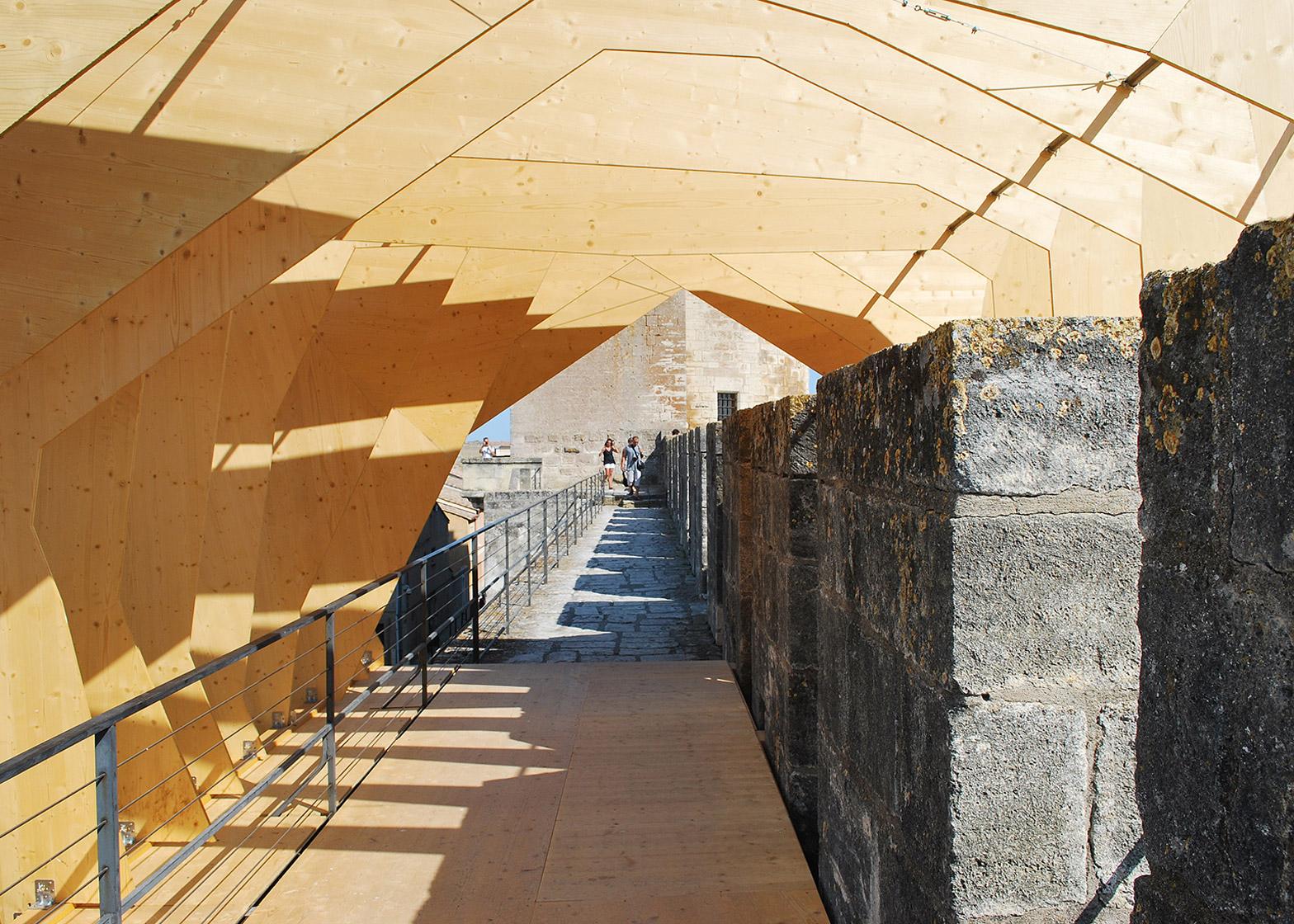 Haven Pavilion by NAS Architecture