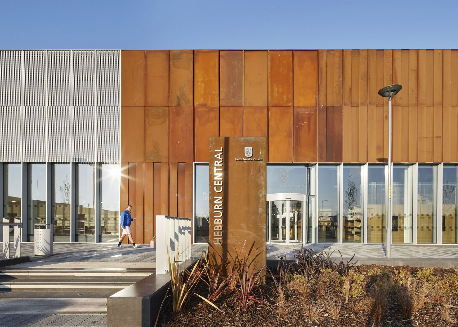 Hebburn Central by FaulknerBrowns Architects