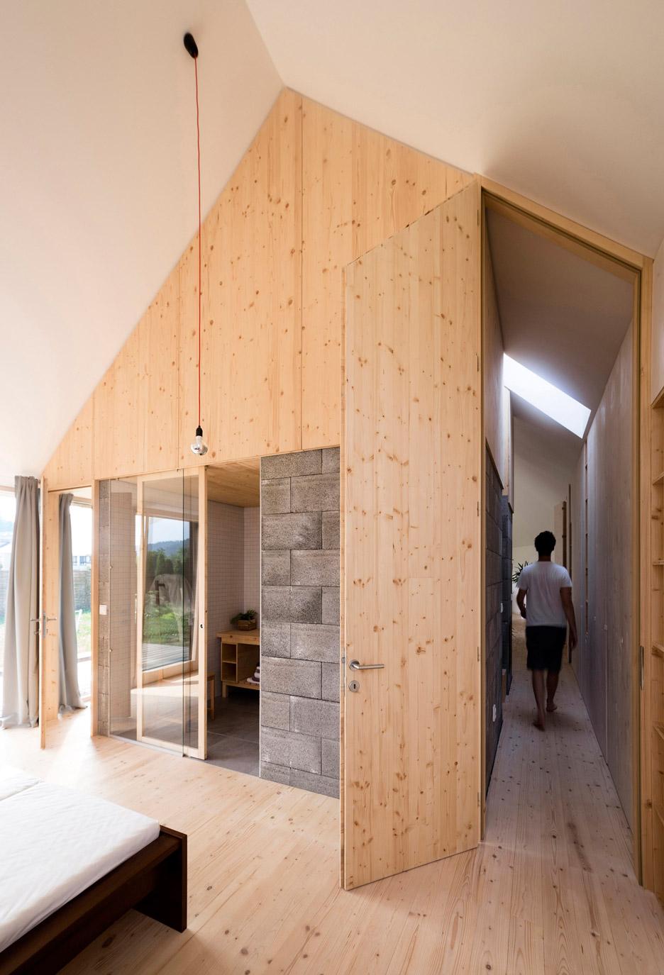 DomT house in Slovakia by Martin Boles