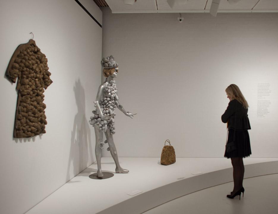 In Infinity installation by Yayoi Kusama for Louisiana MoMa
