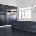 Paul Crofts Studio creates Isomi showroom in former London print factory