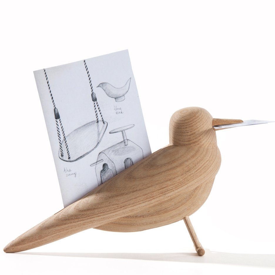 Jaime Hayón creates decorative wooden objects using Le Corbusier tree