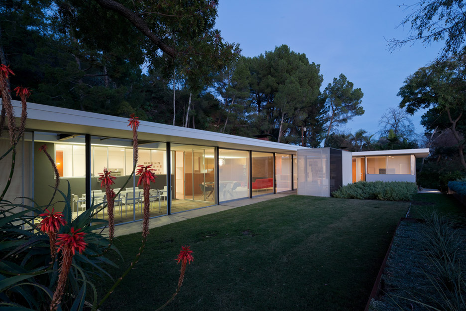 Julius Shulman Home and Studio by Lorcan O'Herlihy Architects