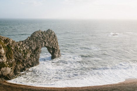 Durdle Door by Rich Stapleton for Jurassic Light 117