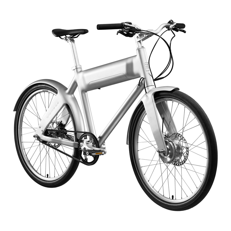 KiBiSi introduces lightweight OKO electric bicycle for Biomega