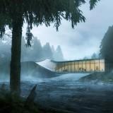 Kistefos Museum by Bjarke Ingels Group, Norway