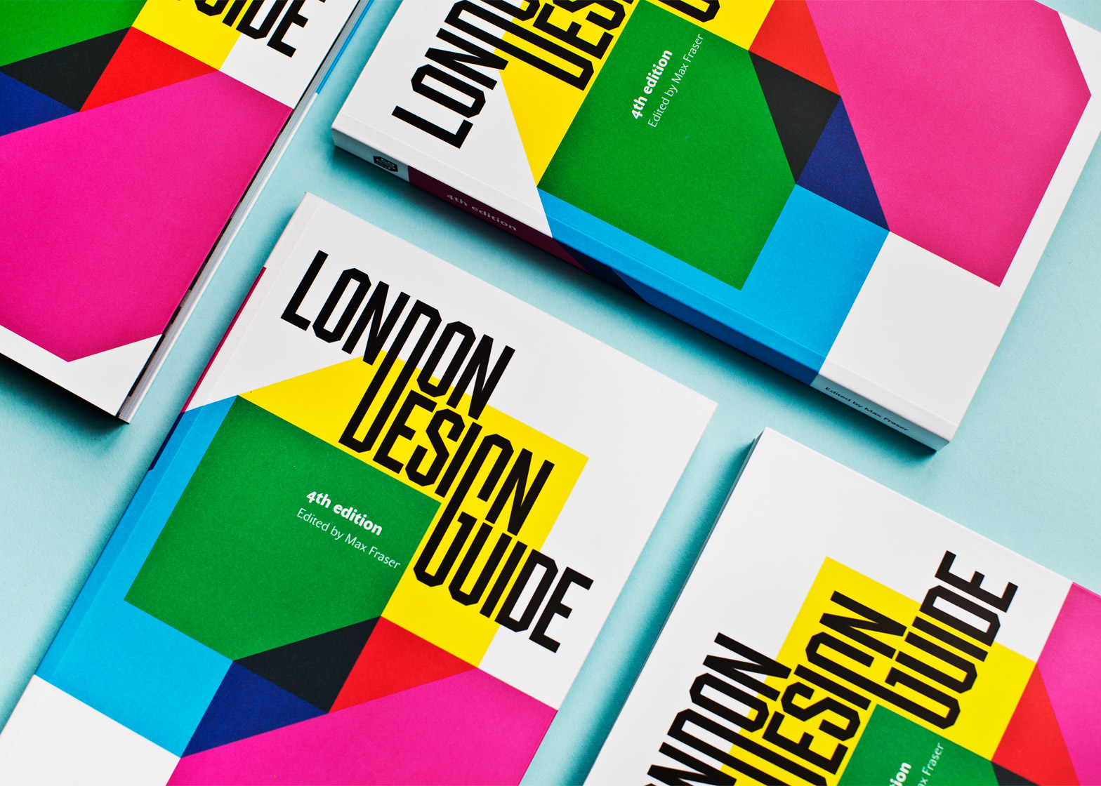 London Design Guide by Max Fraser