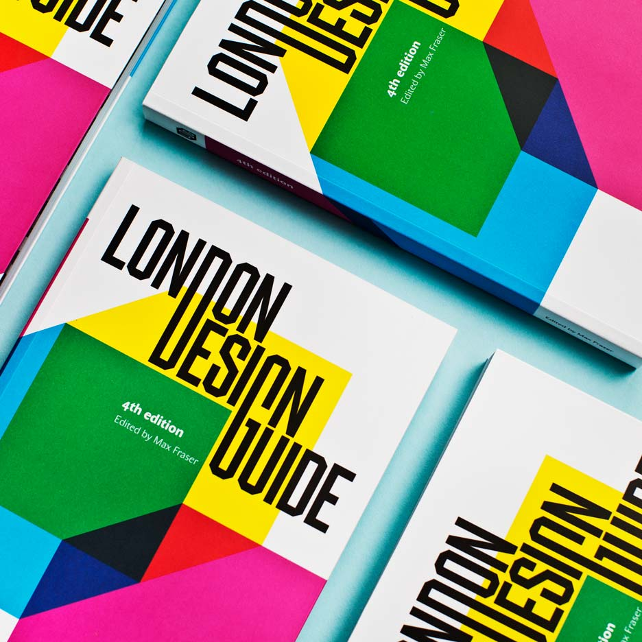 Competition: five copies of London Design Guide to be won
