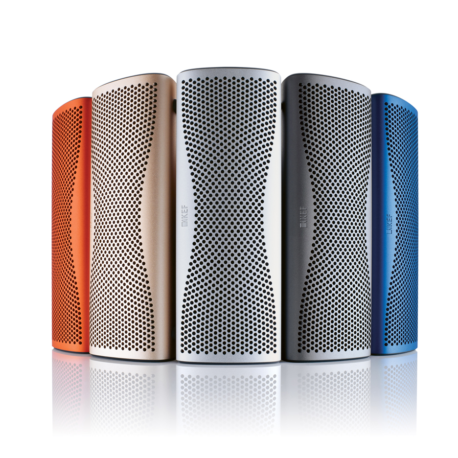 MUO speaker by Ross Lovegrove