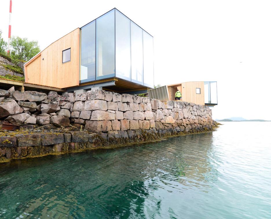 Manshausen Island Resort by Snorre Stinessen Arkitektur