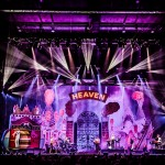 "Studio Job creates ""travelling circus"" stage set for Mika tour using giant illustrations"