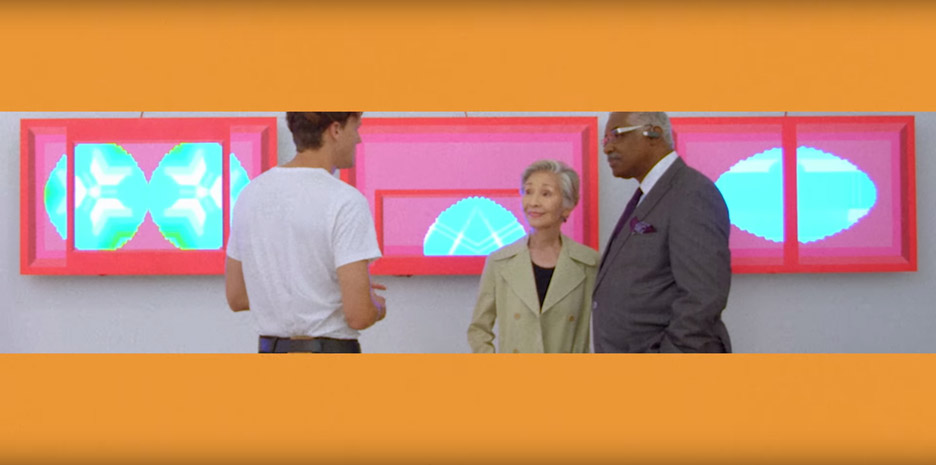 Dot Net music video by Battles produced by Ben Jones