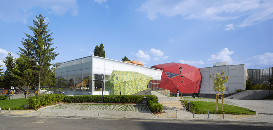Muzeiko children's museum by LHSA DP