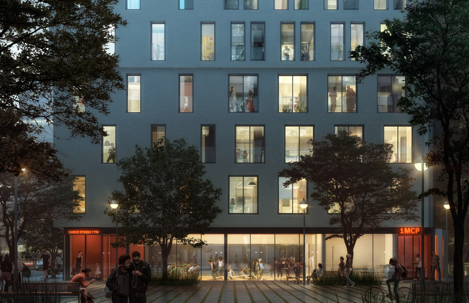 new york s first micro apartment building nearing completion