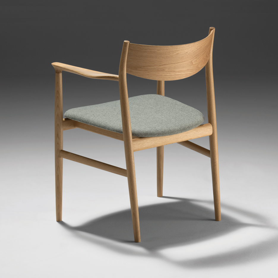 Kamuy wooden furniture collection by Naoto Fukasawa for Conde House